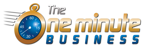 The One Minute Business logo